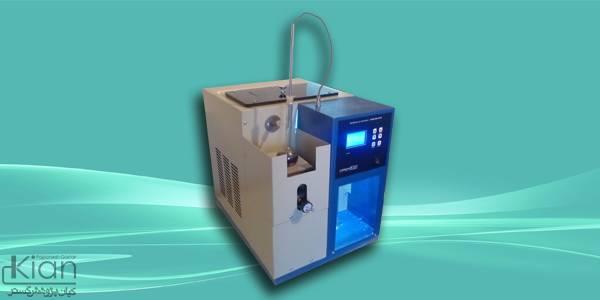 دستگاه تقطیر اتمسفریک